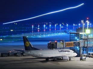D-ABJH - Lufthansa Boeing 737-500