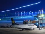 D-ABJH - Lufthansa Boeing 737-500 aircraft