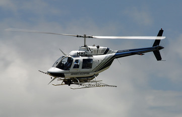 ZK-HHC - Ashworth Helicopters Bell 206B Jetranger