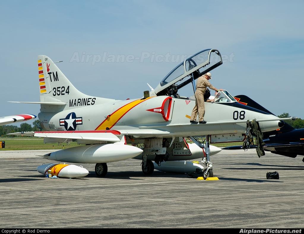 USA - Marine Corps 153524 aircraft at Detroit - Willow Run