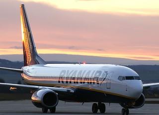 EI-DPG - Ryanair Boeing 737-800