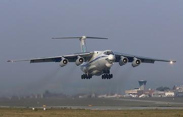 UN-76371 - Berkut State Air Company Ilyushin Il-76 (all models)