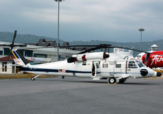M46-02 - Malaysia - Air Force Sikorsky S-70A Black Hawk