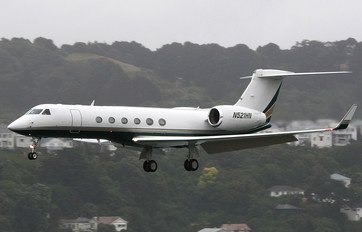 N521HN - Private Gulfstream Aerospace G-V, G-V-SP, G500, G550