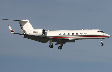 N282Q - Private Gulfstream Aerospace G-V, G-V-SP, G500, G550