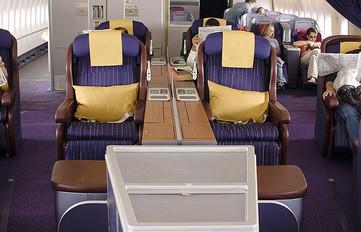 HS-TGM - Thai Airways Boeing 747-400