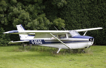 G-BGAG - Private Cessna 172 Skyhawk (all models except RG)