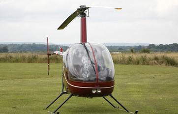 G-VEYE - Private Robinson R22