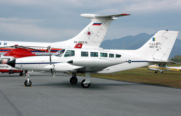 M27-12 - Malaysia - Air Force Cessna 402B Utililiner