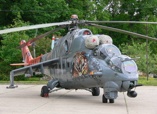 0705 - Czech - Air Force Mil Mi-24V