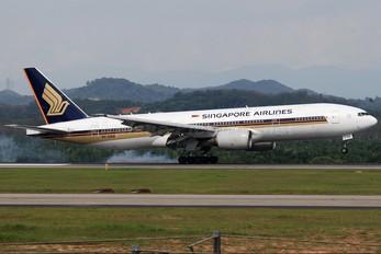 9V-SRB - Singapore Airlines Boeing 777-200ER