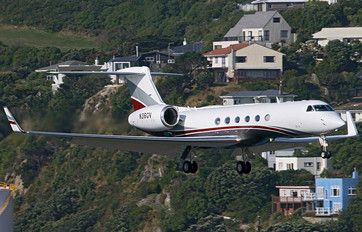 N36GV - Private Gulfstream Aerospace G-V, G-V-SP, G500, G550