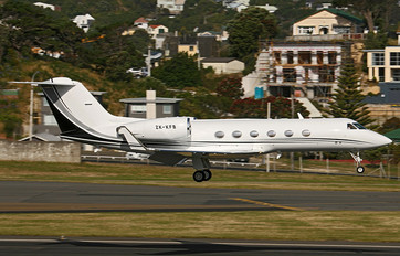 ZK-KFB - Air National Corporate Gulfstream Aerospace G-IV,  G-IV-SP, G-IV-X, G300, G350, G400, G450