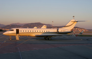 VP-BEM - TAG Aviation Bombardier BD-700 Global Express