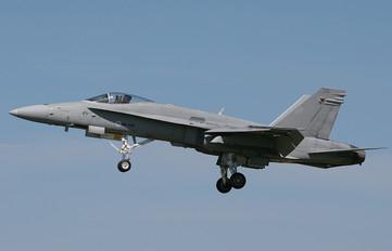 HN-425 - Finland - Air Force McDonnell Douglas F-18C Hornet