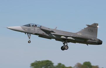 39179 - Sweden - Air Force SAAB JAS 39A Gripen