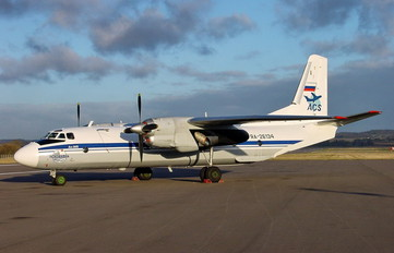 RA-26134 - Pskovavia Antonov An-26 (all models)