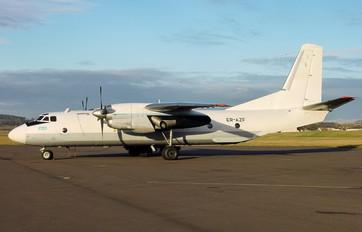 ER-AZF - Jet Line International Antonov An-26 (all models)