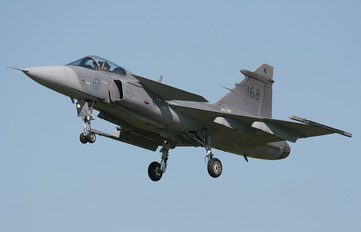 39168 - Sweden - Air Force SAAB JAS 39A Gripen