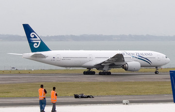 ZK-OKD - Air New Zealand Boeing 777-200ER