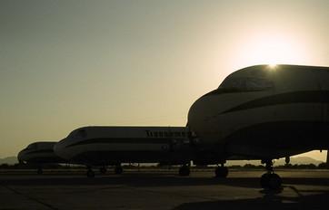 N854U - Transamerica Lockheed L-188 Electra
