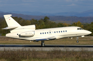 HB-JSW - Executive Jet Group Dassault Falcon 900 series