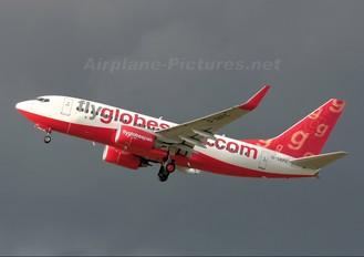 G-SEFC - Flyglobespan Boeing 737-700