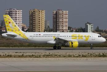 TC-SKK - Sky Airlines (Turkey) Airbus A320