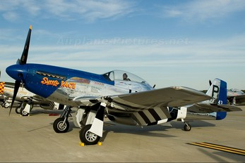 N151TP - Private North American P-51D Mustang