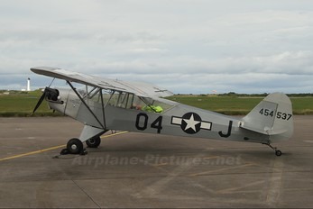G-BFDL - Private Piper L-4 Cub