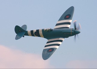 "PM631 - Royal Air Force ""Battle of Britain Memorial Flight&quot Supermarine Spitfire PR.XIX"