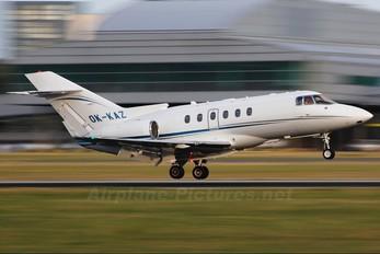 OK-KAZ - Grossmann Jet Service Hawker Beechcraft 900XP