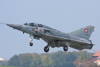 HB-RDF - Private Dassault Mirage III D series