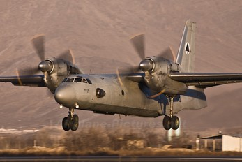 342 - Afghanistan - Air Force Antonov An-32 (all models)