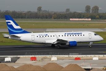 OH-LEI - Finnair Embraer ERJ-170 (170-100)