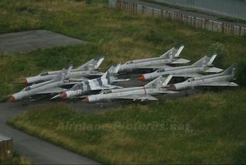 1201 - Slovakia -  Air Force Mikoyan-Gurevich MiG-21
