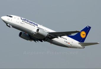 D-ABEL - Lufthansa Boeing 737-300