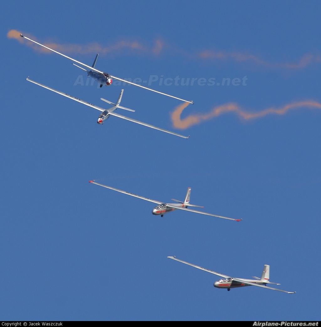 Očovskí bačovia Team - aircraft at Brno - Tuřany
