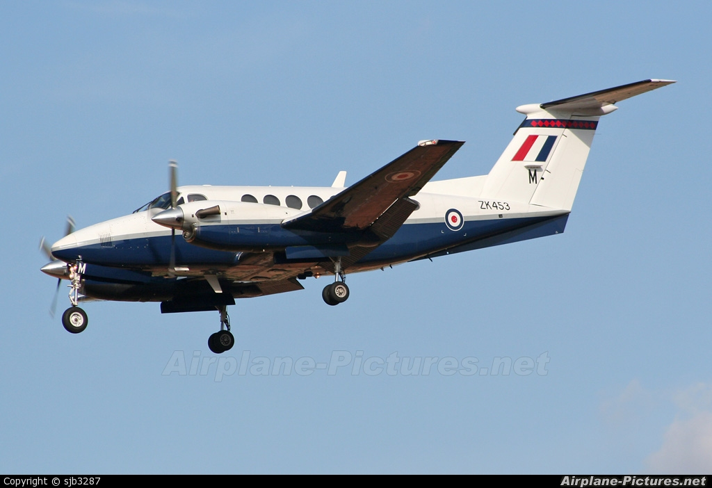 Royal Air Force ZK453 aircraft at Malta Intl