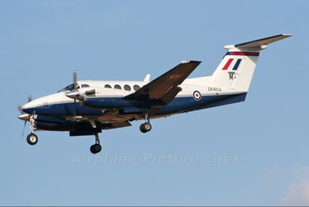 ZK453 - Royal Air Force Beechcraft 200 King Air