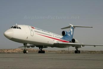 EX-85590 - Kyrgyzstan Airlines Tupolev Tu-154B