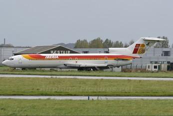 EC-CFA - Iberia Boeing 727-200 (Adv)