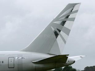 JY-JAG - Silverjet Boeing 767-200ER
