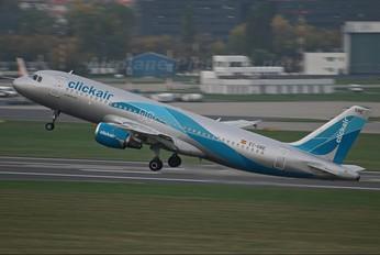 EC-GRE - Clickair Airbus A320
