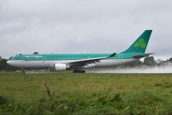 EI-EWR - Aer Lingus Airbus A330-200
