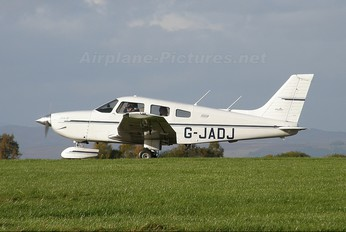 G-JADJ - ACS Aviation Piper PA-28 Archer