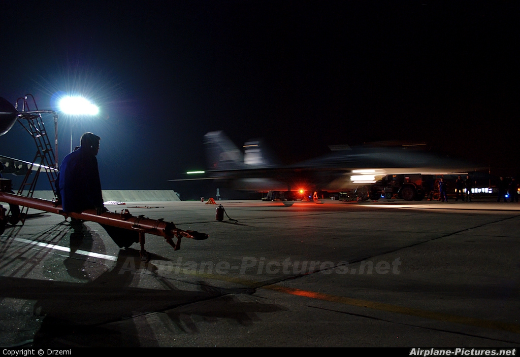 Poland - Air Force 4123 aircraft at Mińsk Mazowiecki