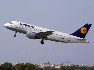 D-AILC - Lufthansa Airbus A319