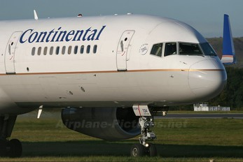N29124 - Continental Airlines Boeing 757-200
