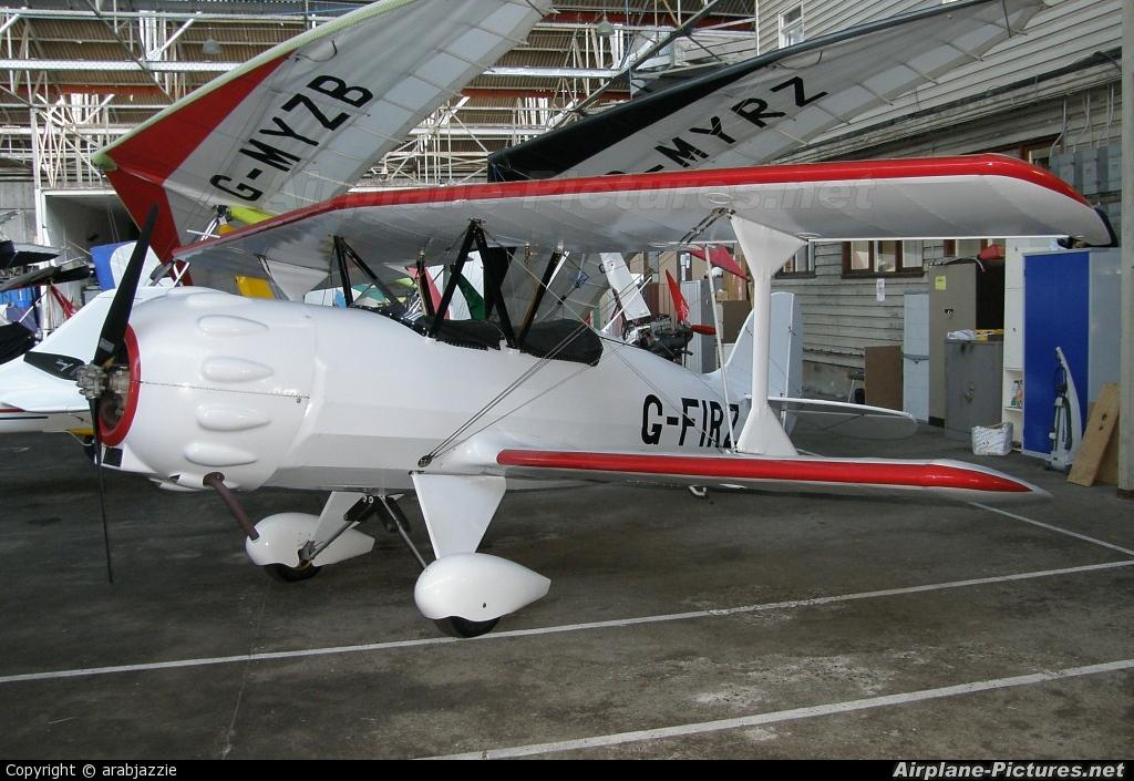 G-FIRZ - Private Murphy Aircraft Renegade Spirit at Perth